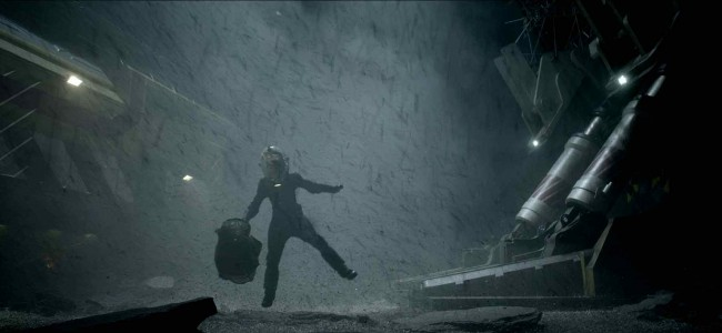 1st Real Deal Picture from Prometheus!