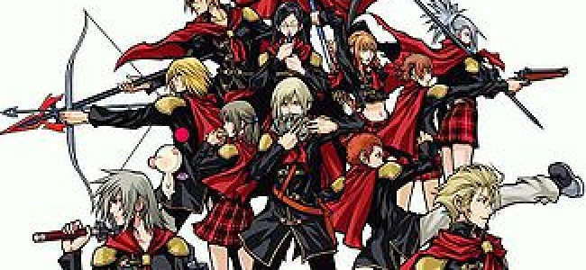 Final Fantasy Type-0 – Trailer