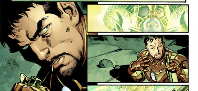 Fear Itself #5 – Preview