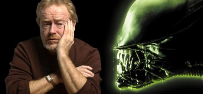 Ridley Scott 'Prometheus' News
