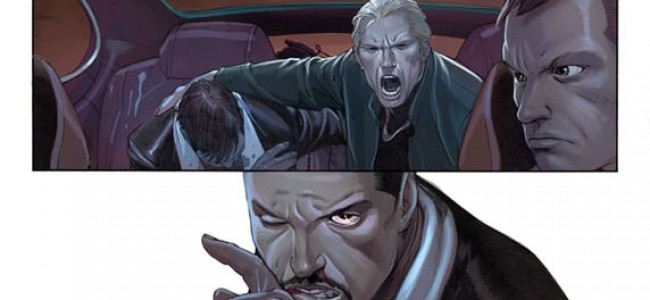 First Look at Marvels Ultimates #2