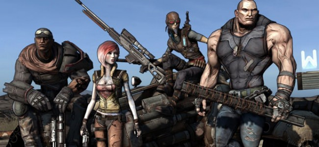 UPDATE: Borderlands 2 confirmed by 2K