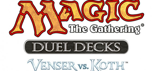 "Wizards To Bring Us ""Koth vs Venser"" Duel Decks in March"