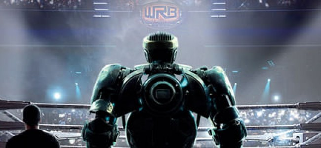 Real Steel Featurette is Pure Robot Sex