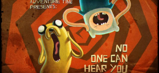 Adventure Time: No One Can Hear You – Mini Review
