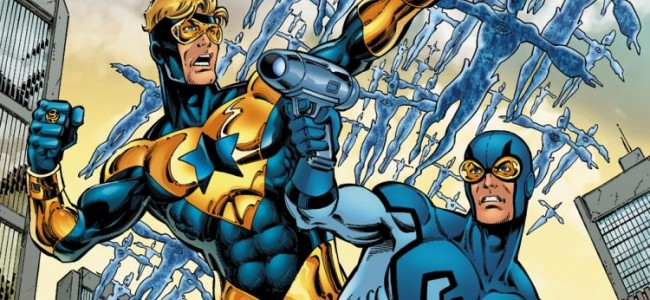 Booster Gold Pilot Bound for Syfy
