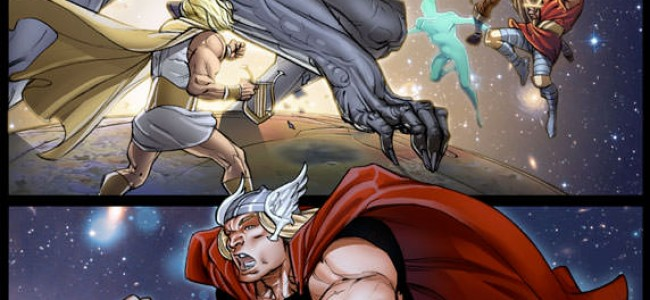 WPR First Look: The Mighty Thor #9