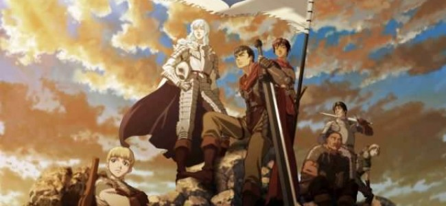 Please, Oh Please Let The New Berserk Movie Jump Overseas [Trailer]