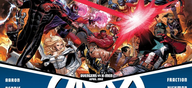 WPR First Look: Avengers Vs Xmen