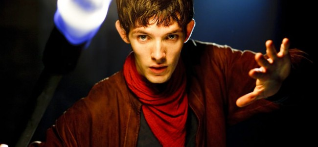 WPR Chats with Colin Morgan or You May Know Him As Merlin..on…Merlin