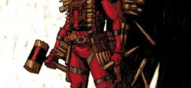WPR Interview – Daniel Way, Writer of Deadpool by Marvel Comics
