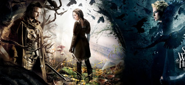 Snow White and the Huntsman An Action Fairy Tale – Review