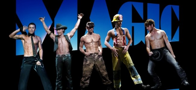 We're So Secure In Our Masculinity We're Giving Away Seats to Magic Mike Pre-Screening (SALT LAKE CITY)