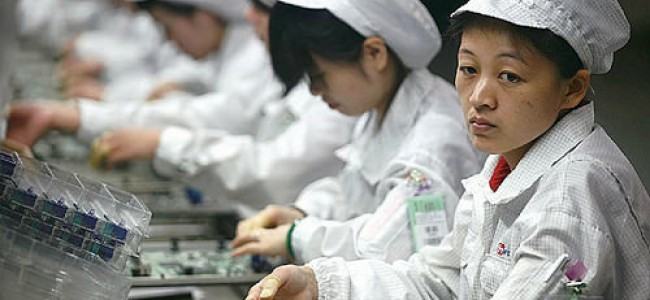 Foxconn Goes Automated