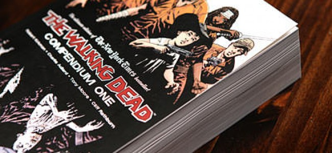 From the Comic Hold: The Walking Dead Vol. 1 Compendium