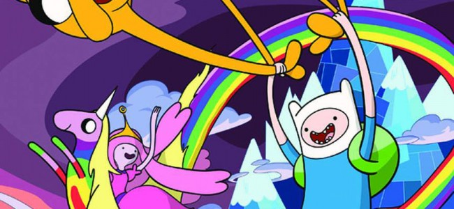 From the Comic Hold: Adventure Time  Issue #1-#9