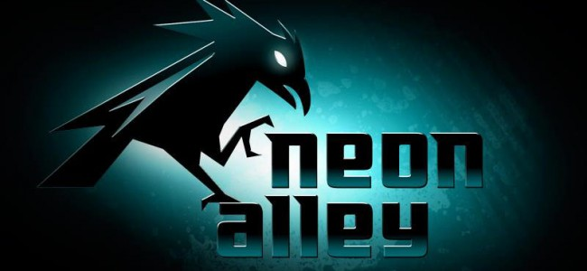 Neon Alley Might Be Right Up Yours