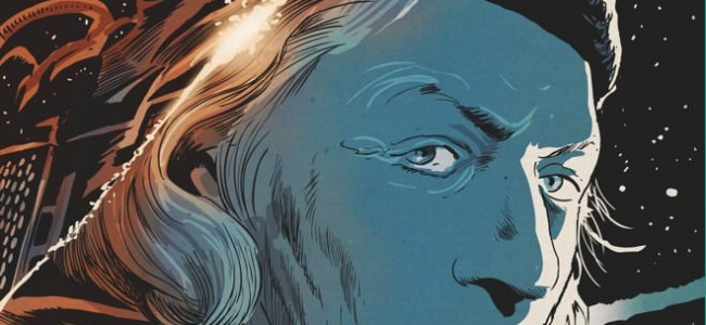 From the Comic Hold – Doctor Who: Prisoners of Time #1