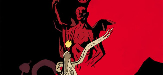 From the Comic Hold: Hellboy in Hell #1 and #2