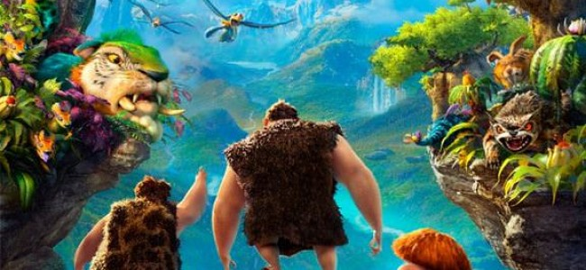 WPR's Official Salt Lake City Screening of THE CROODS!