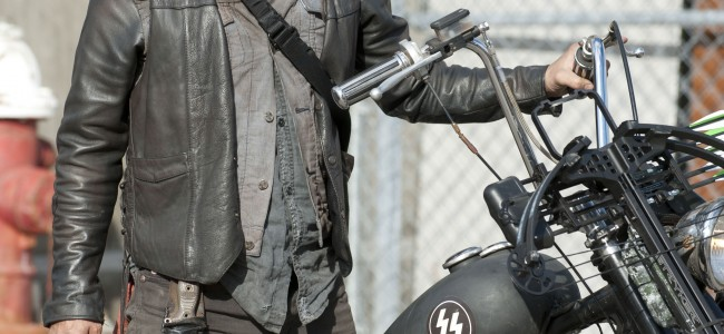 A Boatload of Images from the Walking Dead Season 3 Finale