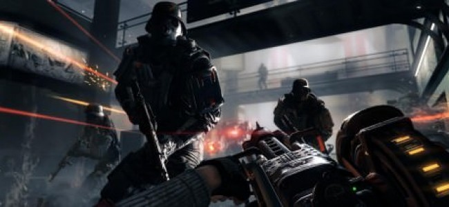 Mein Gott. Wolfenstein: The New Order Announced