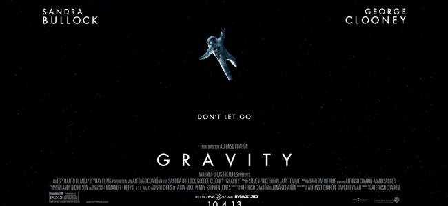 Gravity: An Extraordinarily Beautiful Space Epic!