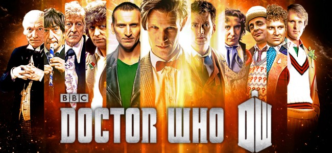 Fifty years of Doctor Who: Part 1