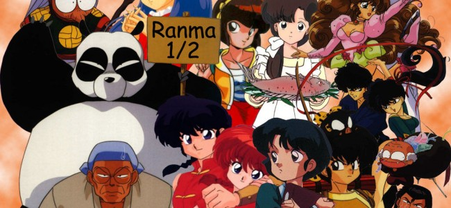 Ranma ½ is Back!