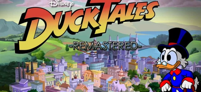 DuckTales: Remastered Heads to Disc