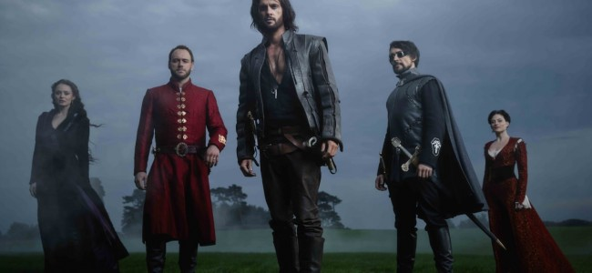 Check Out The New Trailer For Da Vinci's Demons Season 2