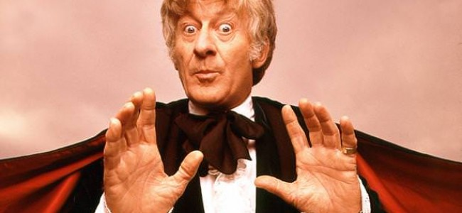Fifty Years of Doctor Who: Part 4, The Third Doctor – Jon Pertwee