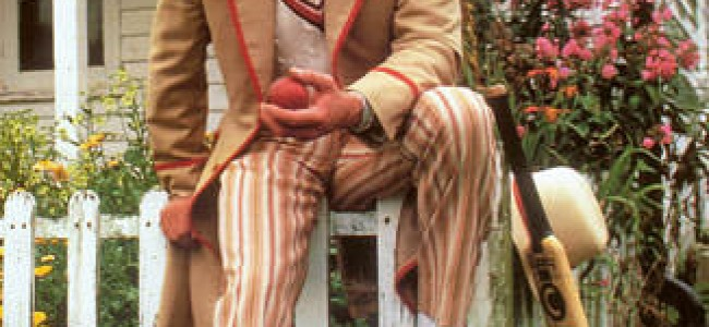 Fifty Years of Doctor Who, Part 6: The Fifth Doctor – Peter Davison