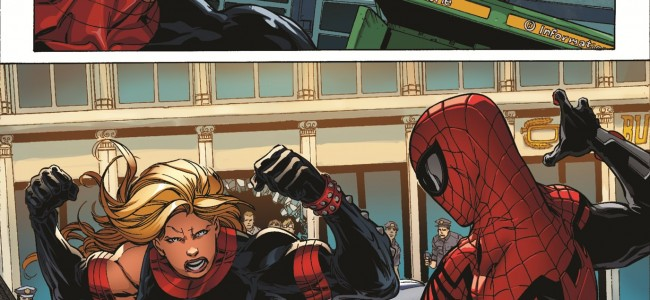 WPR First Look: Marvel's Superior Spider-Man #21