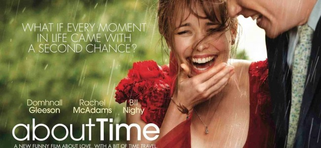 About Time, Advance Screening in Salt Lake City