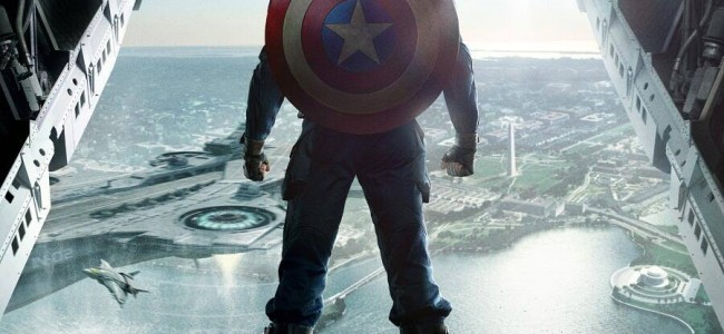 Get Your First Look At Captain America: Winter Soldier