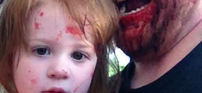 Geek Dad Report: Introducing Your Child to Horror