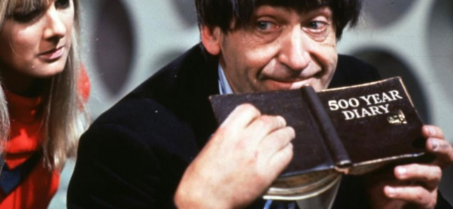 Fifty Years of Doctor Who: Part 3, The Second Doctor – Patrick Troughton