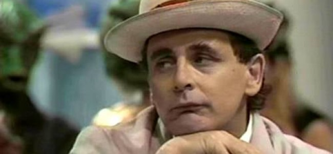 Fifty Years of Doctor Who, Part 8: The Seventh Doctor – Sylvester McCoy