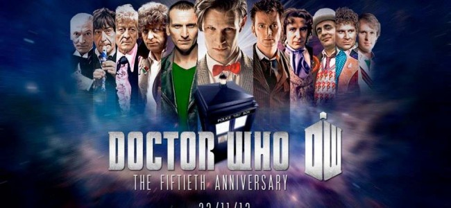 Doctor Who 50th Anniversary: The Day of the Doctor Screenings in Seattle, We Got Your Tickets