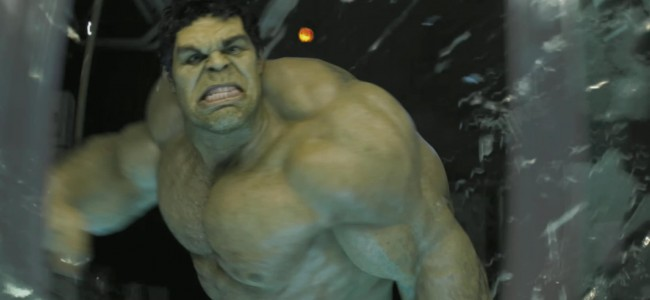 Well At Least We Know Mark Ruffalo Has a Script for Avengers: Age of Ultron