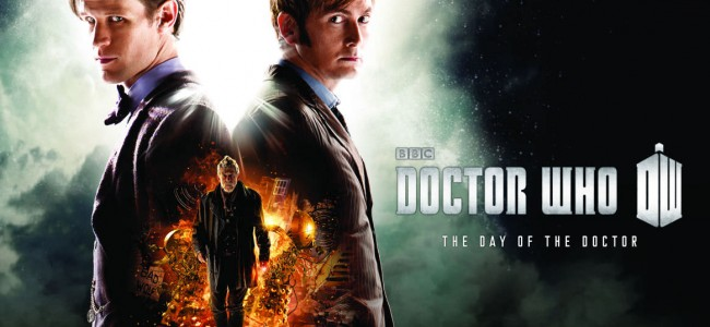 The Day of The Doctor reignites time and relative dimensions in space