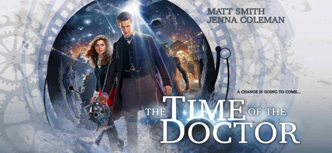 Trailer for Doctor Who: The Time of The Doctor