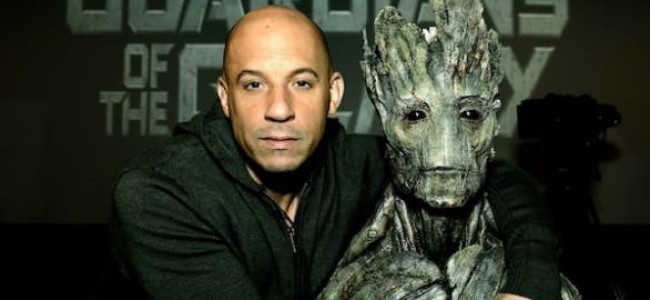 Vin Diesel Is Officially A Guardian Of The Galaxy