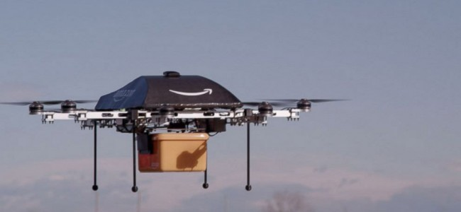 Amazon Launches Drones. Just Another Format War?