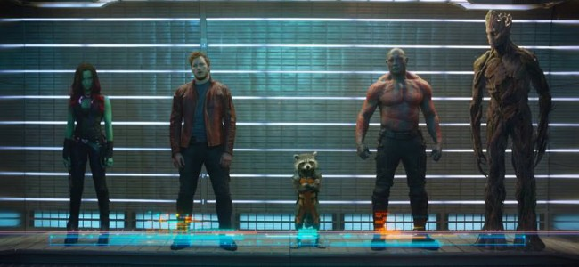 Check Out The First Offical Image From Marvel's Guardians of the Galaxy