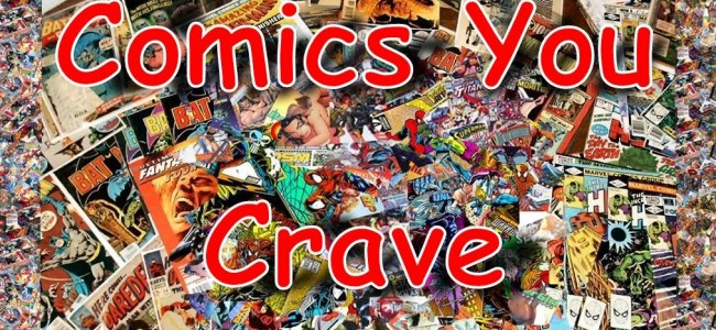 Comics You Crave: Comic Book Releases for December 24, 2014