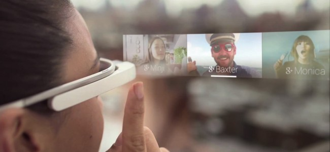 Google Glass Gets Framed