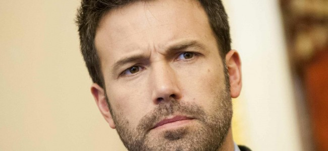 Affleck Talks About His Batman Role
