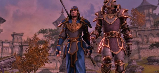 Elder Scrolls Online Will Not Require PlayStation Plus Membership for PS4